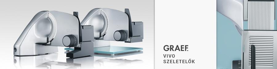 Graef VIVO szeletelő